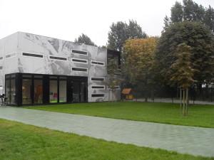 School Spoorweghaven Rotterdam