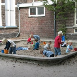 Zandbakkenzand (bigbag)