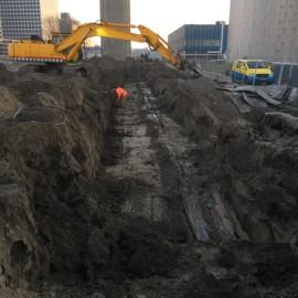 Sanering vervuilde grond (BRL7000) en sanering kabels en leidingen